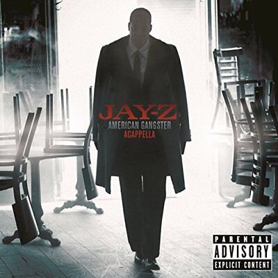 American Gangster By Jay Z  Acappella Vinyl 2Lp Record Explicit New