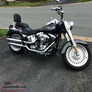 2007 Harley Davidson (Fatboy)