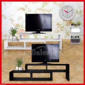 New Extendable Entertainment LED LCD TV Unit Stand Display