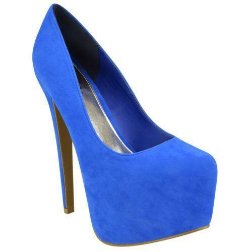 royal blue shoes ebay