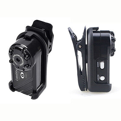 Mini DV Camera 1080P Spy Cam Car Sports IR Night Vision DVR Video Recorder