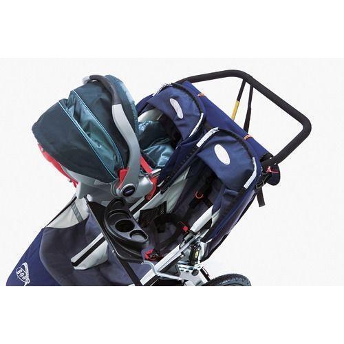 double stroller car seat ebay. Black Bedroom Furniture Sets. Home Design Ideas