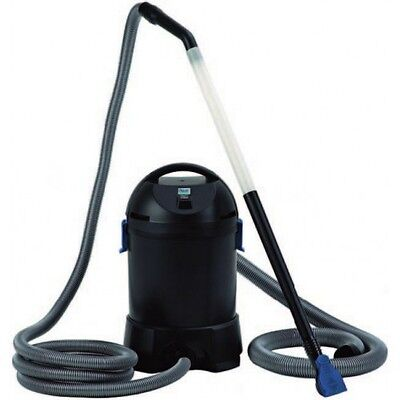 Oase PONDOVAC CLASSIC WET & DRY POND VACUUM CLEANER 240V 1400W+4Nozzles,4m Cable