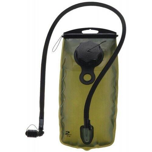 Source Tactical 4500130102 WXP Black 2L Backpack Hydration Reservoir System