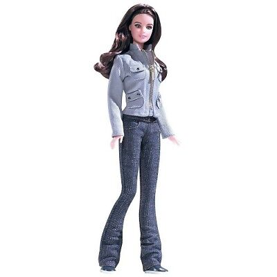 BELLA Twilight Saga Barbie Collector Pink Label Doll ~ New in Box ~ Free US Ship