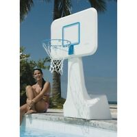DUNNRITE POOLSPORT BASKETBALL HOOP