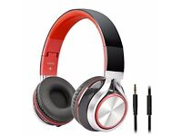 Bankrupt/Job lot/Wholesale 600 x Branded Foldable Headphones with Mic