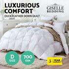 Giselle Bedding 100% Cotton Doonas