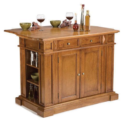 Used Oak Kitchen Cabinets: Oak Kitchen Island