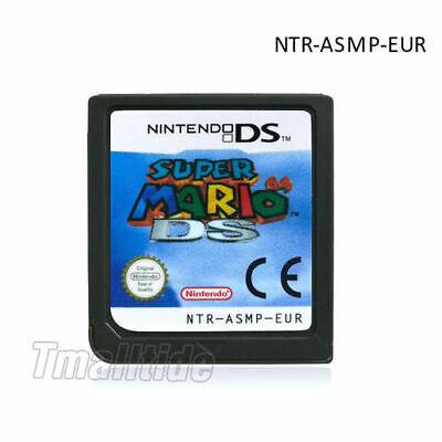 New Super Mario 64 DS (Nintendo DS, 2005) - European Version