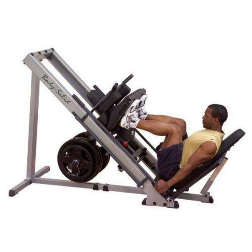 Leg Press Machine Gym Workout Amp Yoga Ebay