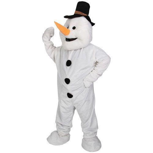 Snowman Costume Snowman Fancy Dress Outfit Ebay