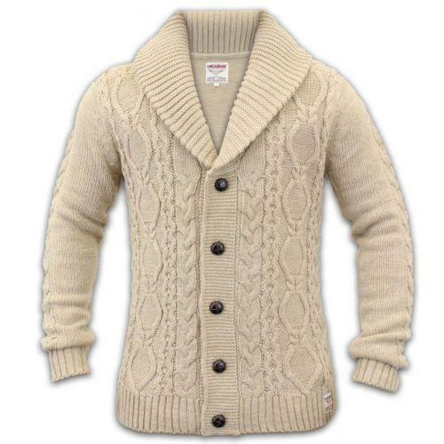 Find great deals on eBay for mens cable knit cardigan. Shop with confidence.