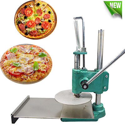 Household Pizza Dough Pastry Press Machine Dough Roller Sheeter Pasta 7.87inch