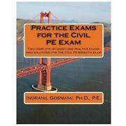 PE Exam Civil