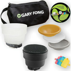 Gary Fong Lightsphere Collapsible Fashion & Commercial Kit