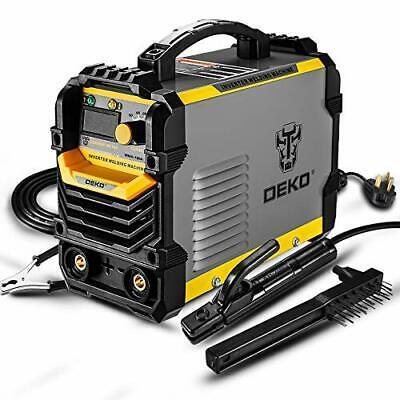 Dekopro 110220v Mma Welder160a Arc Welder Machine Igbt Digital Mma160a
