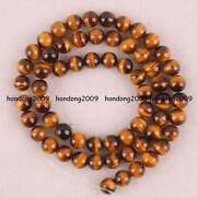 Tiger Eye Beads 8mm