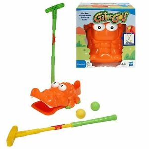 Indoor Gator  Golf Game