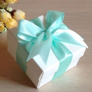 White Bomboniere Favour Box for Wedding Party Guest Gift Midland Swan Area Preview