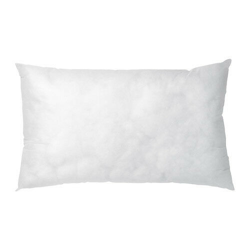 IKEA Inner Cushion 16  X  26 Pillow Insert Polyester Filling