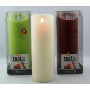 Reallite - Flameless Wax Candles with Realistic Flame **NEW** London Ontario image 2