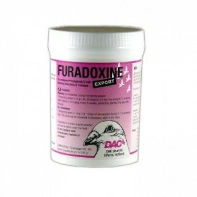 Pigeon Product - Furadoxine - Paratyphoid - E-coli - by DAC - Racing Pigeons