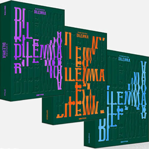 ENHYPEN [DIMENSION:DILEMMA] 1st Album CD+POSTER+Photo Book+2 Card+etc+Pre-Order
