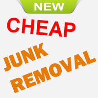 50% off + Specializing in CHEAP junk removal in GTA