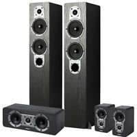 Energy PS500B 5.0 Home Theater Speaker System with Tower Speaker
