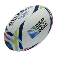 Brand new 2015 World Cup Rugby ball.