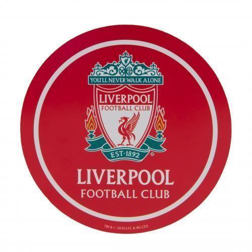 liverpool fc stickers football memorabilia ebay. Black Bedroom Furniture Sets. Home Design Ideas