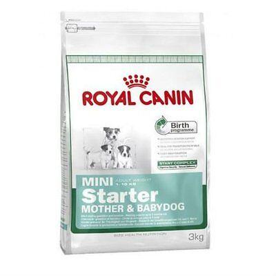 Royal Canin Mini Starter Mother & Babydog Dogs Food 3kg
