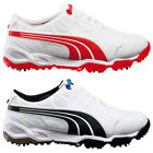 PUMA Leather Golf Shoes for Men