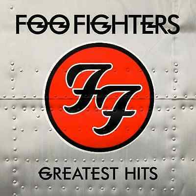 Foo Fighters - Greatest Hits - 2 x Heavyweight Vinyl LP *NEW & SEALED*