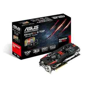 Asus R9 280 Graphics Video Card 3GB DDR5