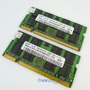 4GB DDR2 Laptop Memory
