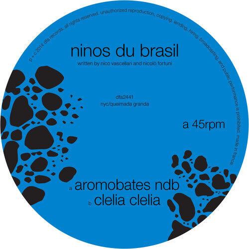 Ninos Du Brazil - Aromobates NBD [New Vinyl] Digital Download