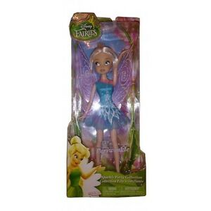"DISNEY FAIRIES PERIWINKLE SPARKLE PARTY COLLECTION 9"" DOLL"