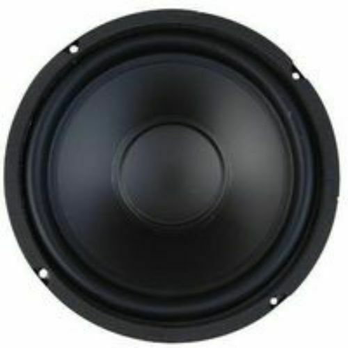 """MCM Audio Select Woofer with Polypropelyne Cone and Rubber Surround, 8"""", 70W RMS"""