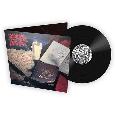 Morbid Angel 'Covenant' Gatefold FDR Black Vinyl - NEW