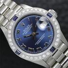 Ladies Rolex Watch 18K