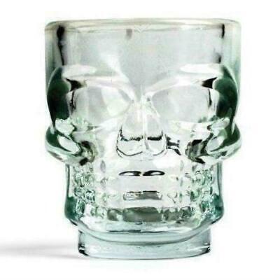 Skull Shot Glass Set of 12