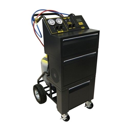 Cps Semi-automatic Single Refrigerant Recovery/recycle & Recharge Ar2700