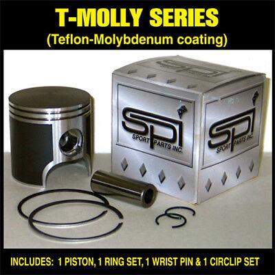 1983 SKI-DOO SKANDIC 277 497 CC L/C 09-741-04 Piston Kit With Rings Coa