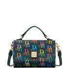 Dooney & Bourke Floral Messenger Bags