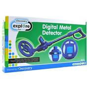 Digital Metal Detector