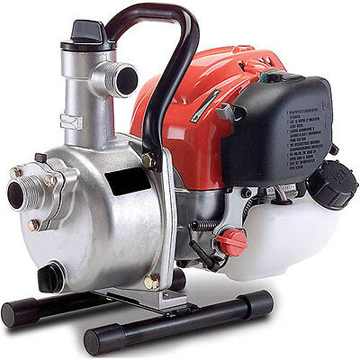 Dewatering Water Pump - Honda Engine - 30 Gpm - 1 Inch - 106 Discharge - 25 Hp