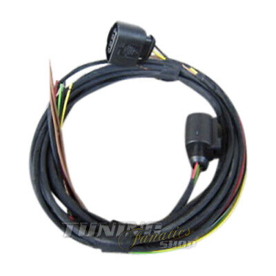 For Audi Q7 V12 LED Day Driving Light Daytime Running Cable Loom Set Connection