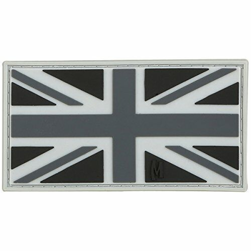 Maxpedition United Kingdom Flag (SWAT) Moral Patch